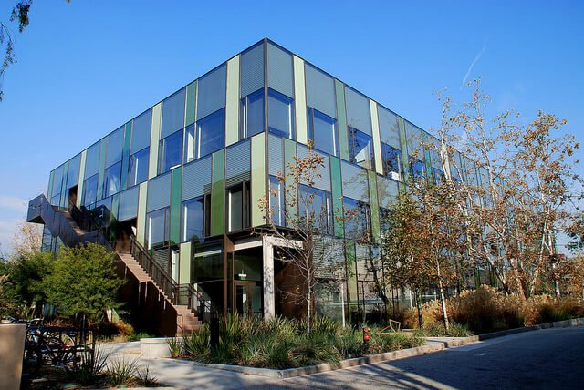 The Walter and Leonore Annenberg Center at California Institute of Technology.