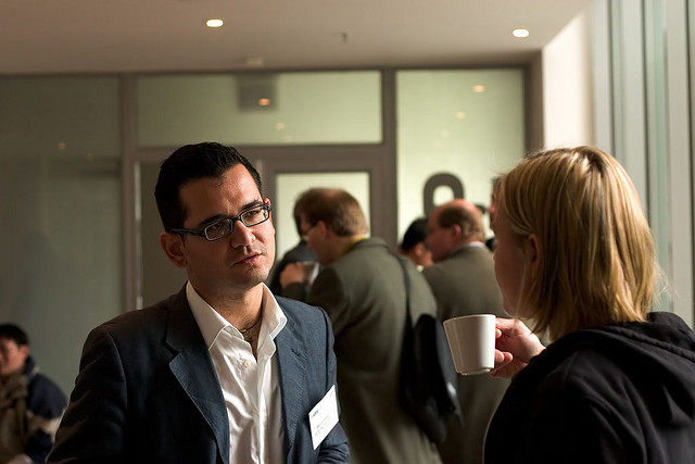 Networking is a critical step in changing careers