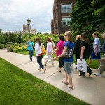 There are some must-ask questions to ask on a college visit.