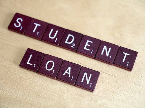 student loans photo