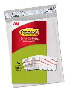 Command mounting strips multi-pack. Click to view its Amazon page.