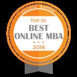 Best Online MBA Programs - Badge