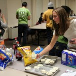 Students set up a party in LLCs