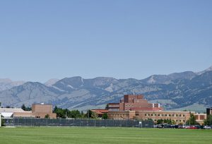 Outdoorsy students - Montana State University