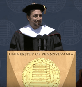 YouTube user University of Pennsylvania