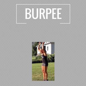 Exercises - burpee