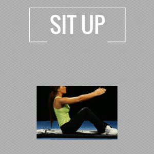 Exercises - sit up