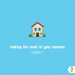 You're moving home for the summer.