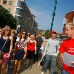 Going on campus tours is an integral part of the college search process.
