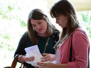 Many students end up asking for a letter of recommendation.