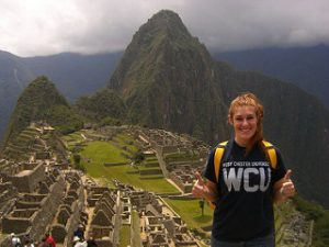 Going abroad over the summer can impress college admissions and is one of many summer activities