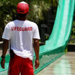 A part-time job, such as being a lifeguard, is a good way to spend your summer, and one of many summer activities