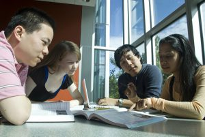 Hold yourself accountable to a study schedule by being a part of a study group