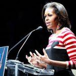 Powerful women - Michelle Obama