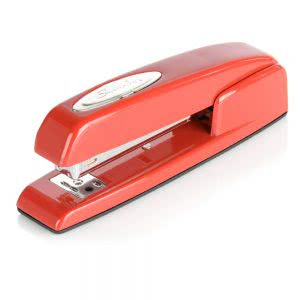 Red Swingline stapler. Click to view its Amazon page.