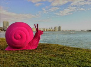 Art Basel, one of the best art shows, has multiple colleges near it.