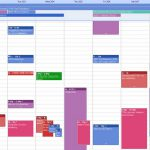 A study schedule can really help you get on top of your studying