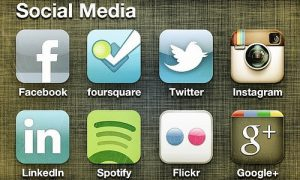 Social media is one of the new and growing college majors.