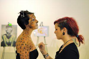 Flickr user Guido Andolfato - Body Painter