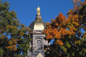 University of Notre Dame - Best Medium-sized Colleges
