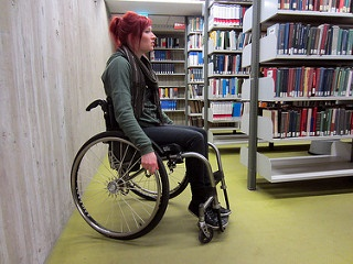 Finding a wheelchair accessible and friendly campus is important to many students.