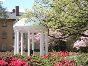 Top 25 Best Colleges in the Southeast - University of North Carolina at Chapel Hill