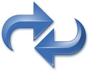 rotation arrow icon
