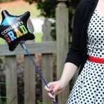 Save up any monetary gifts at your graduation party.