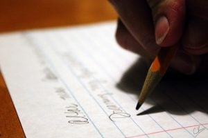 Essay word counts matter with college essays