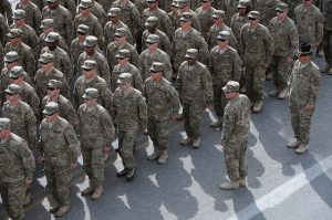 What are some of the benefits of going to college online if you're a veteran?