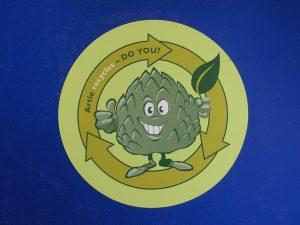 Mascots - Scottsdale Community College – Artie the Artichoke