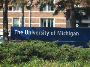 University of Michigan free tuition