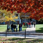 Here's some college advice on what NOT to do on a campus visit.