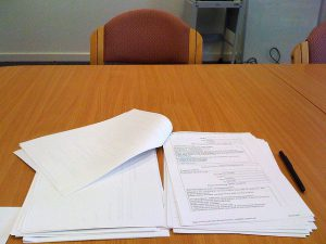 Here are some tips on preparing for your admissions interview