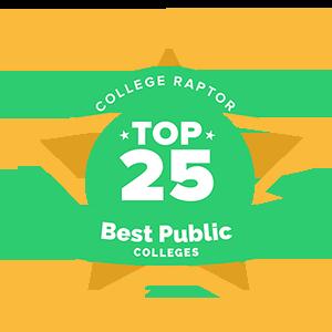 public college rankings