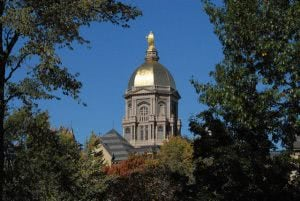 University of Notre Dame -- Best Colleges in the US