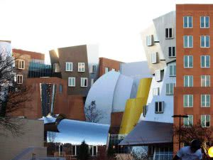 Massachusetts Institute of Technology's Ray and Maria Stata Center.