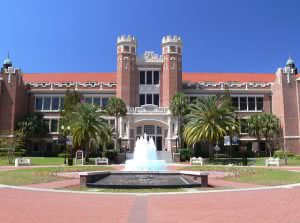 Top 25 Best Colleges in the Southeast - Florida State University