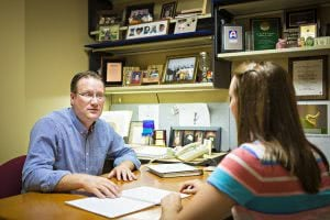 Your high school counselor can actually help you