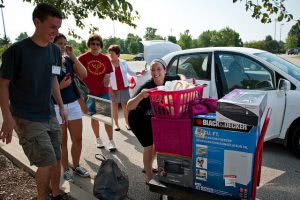 You can make your move-in day go more smoothly