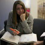 Create a high school class schedule with college prep in mind.