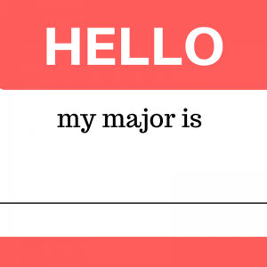 When are you supposed to declare a major?