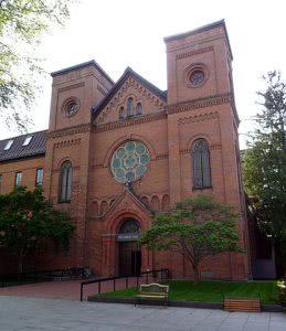 A building on the Saint John's University campus - Hidden Midwest Gems