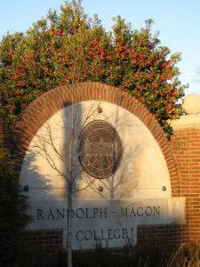 Hidden Gems in the Southeast - Randolph-Macon College