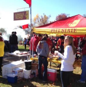 An event at the Pittsburg State University campus - Hidden Midwest Gems