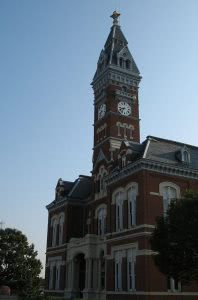A building on the Maryville University of Saint Louis campus - Hidden Midwest Gems