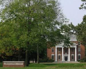 A building on the Beloit College campus - Hidden Midwest Gems