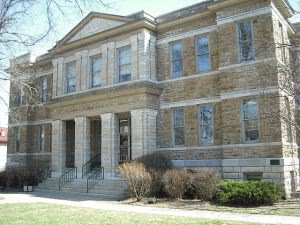 A building on the Baker University campus - Hidden Midwest Gems