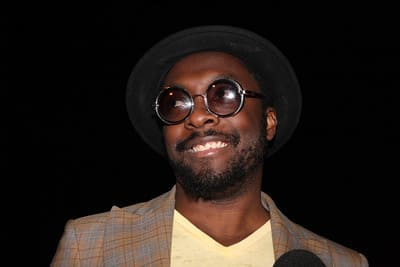 A picture of Will.I.Am.
