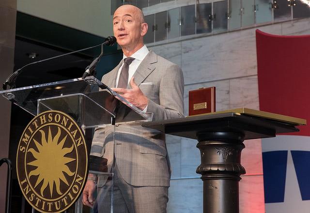 Jeff Bezos recently donated $33 million worth of scholarships to DACA students.